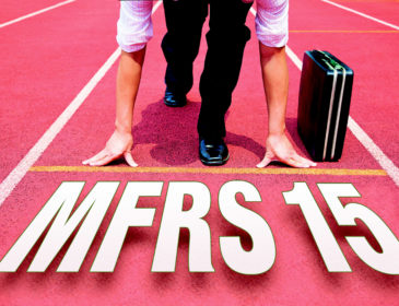 Are You Ready for MFRS 15?