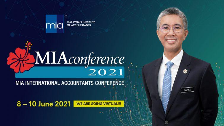 Virtual MIAC 2021 officiated by Finance Minister, YB Senator Tengku Datuk Seri Utama Zafrul Tengku Abdul Aziz